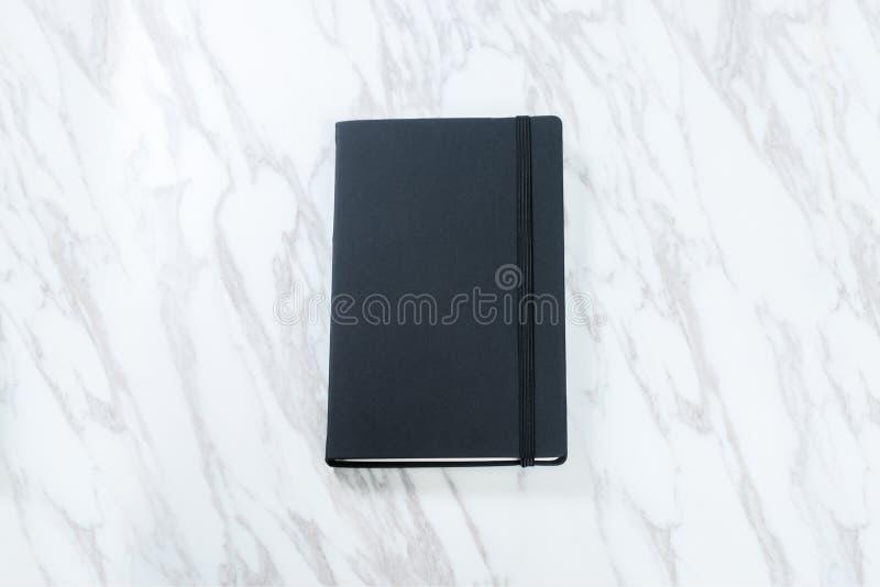 черная тетрадь стоковое изображение