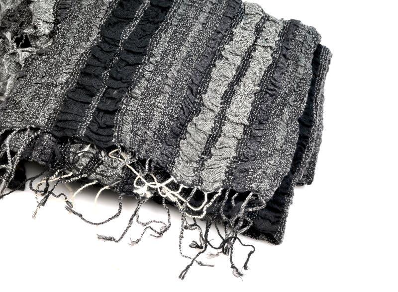черная шаль стоковое фото rf
