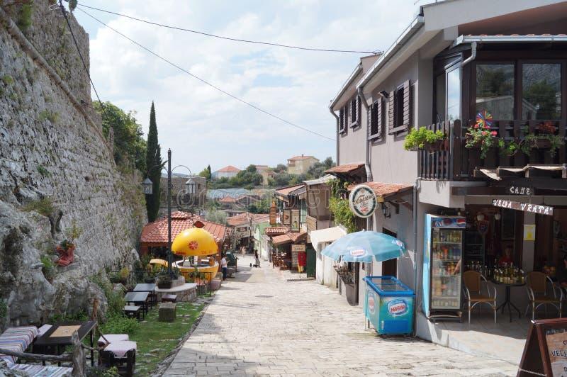 Черногория - старый бар стоковые изображения rf