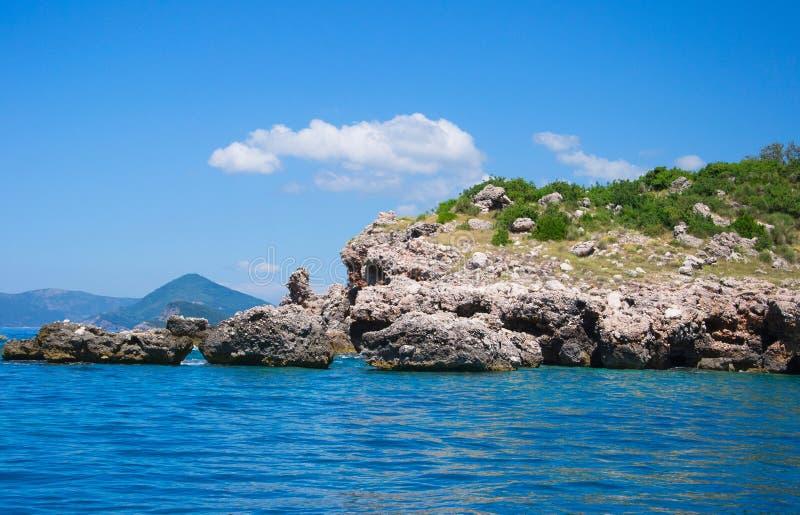 Черногория стоковое изображение