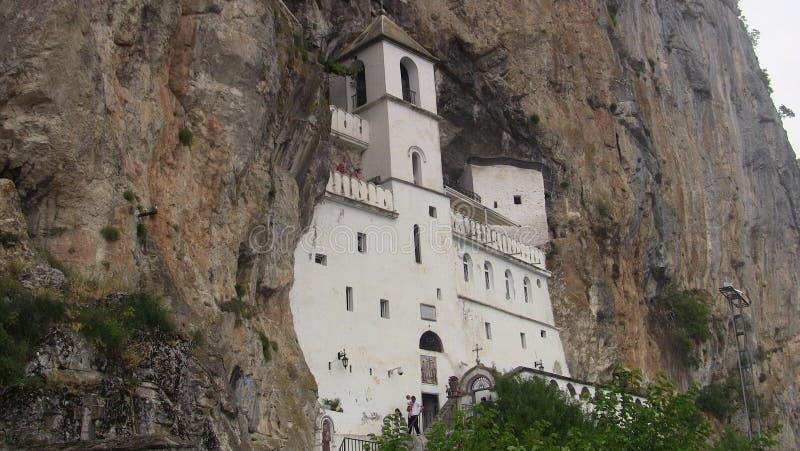 Черногория стоковая фотография