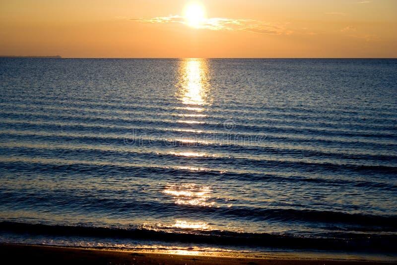 черное ui моря стоковое изображение rf