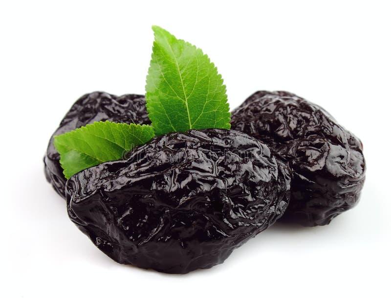черносливы стоковое изображение rf