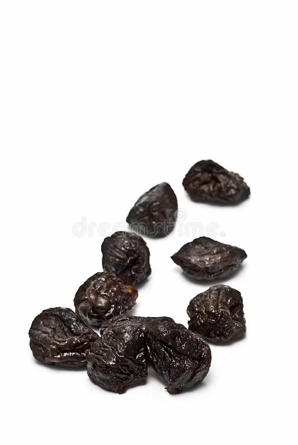 черносливы california стоковые изображения rf