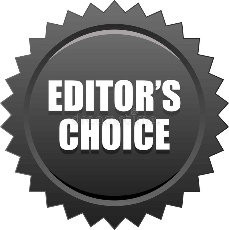 Чернота штемпеля уплотнения ` s редактора отборная иллюстрация вектора