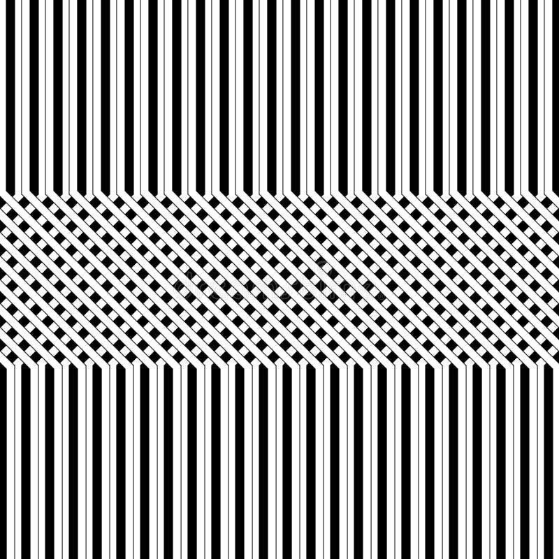 Черно-белая линия предпосылка бесплатная иллюстрация