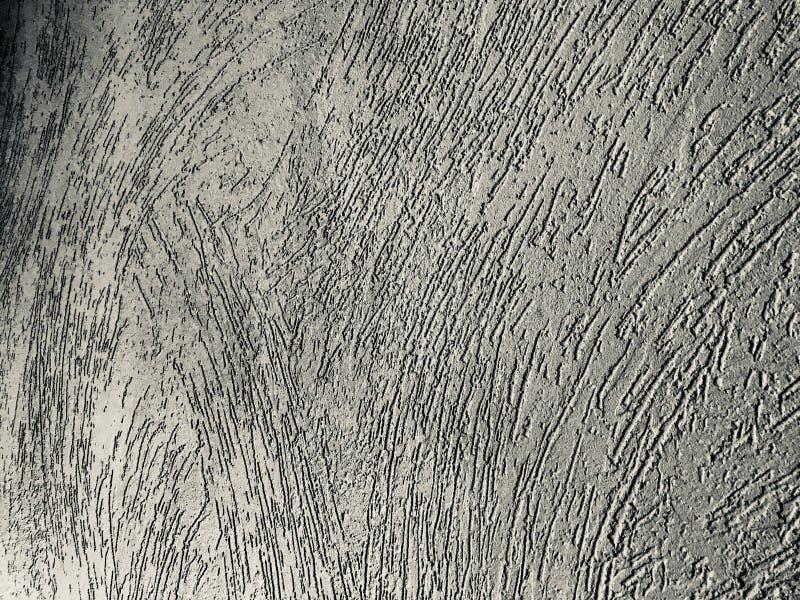 Черно-белая Scratchy стена стоковые фото