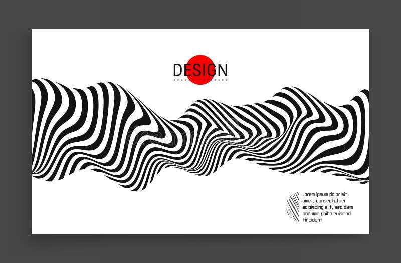 Черно-белый дизайн E r r бесплатная иллюстрация