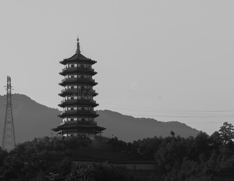 черная пагода картинки это
