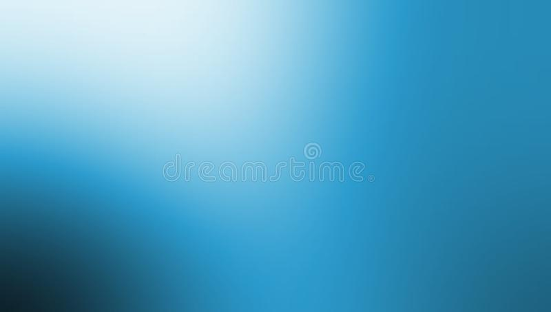 Черные голубые и белые обои предпосылки нерезкости пастельного цвета бесплатная иллюстрация