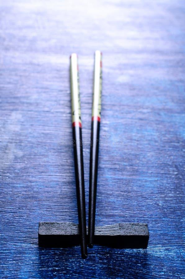 черные палочки стоковая фотография