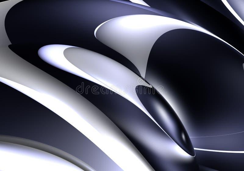 Download черные серебряные сферы иллюстрация штока. иллюстрации насчитывающей информация - 482934