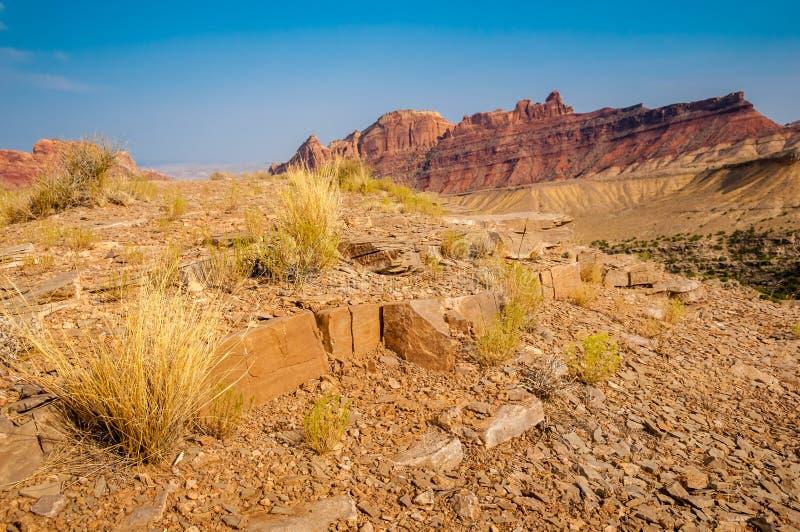 Черный каньон дракона стоковое фото rf
