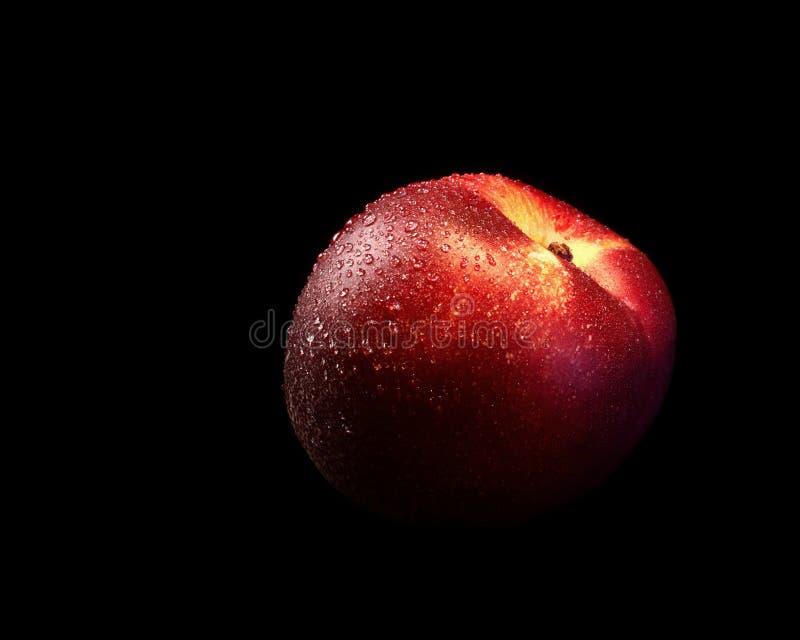черный персик стоковые фотографии rf