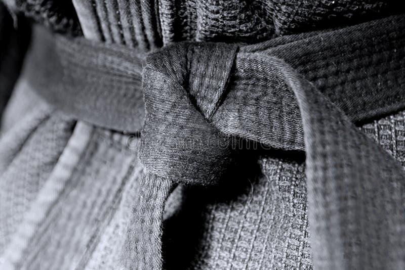 Черный пояс стоковые изображения