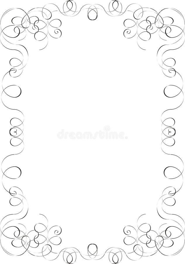 черный ресторан меню карточки бесплатная иллюстрация