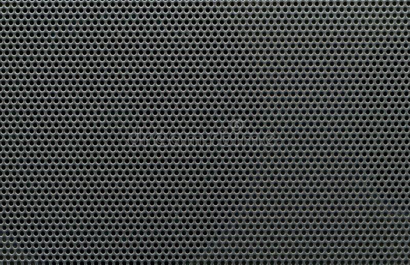 черный серый диктор сетки стоковая фотография rf
