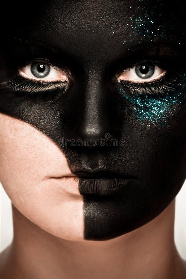 черный состав стоковое изображение rf