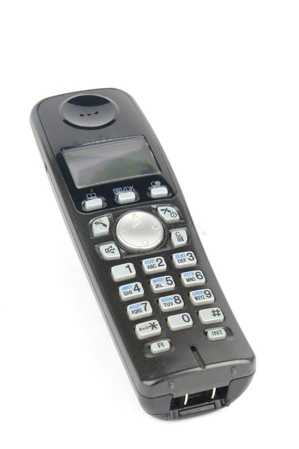 черный телефон стоковые изображения