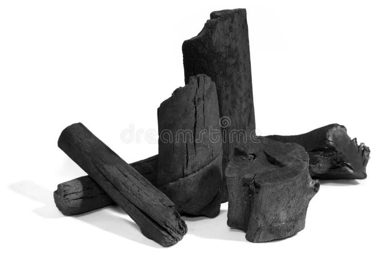 черный уголь стоковая фотография rf