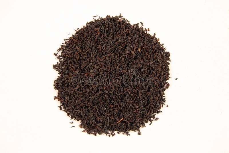 Черный чай стоковые изображения rf