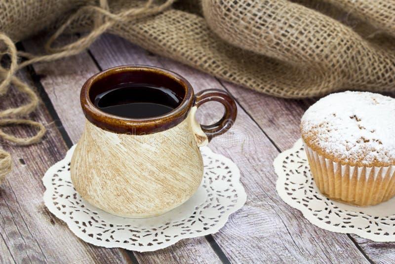 черный чай стоковая фотография