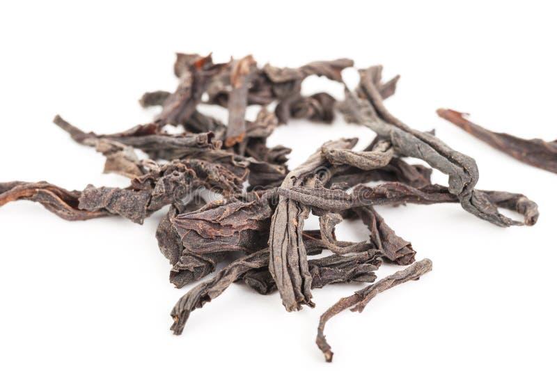 Download черный чай стоковое фото. изображение насчитывающей изолировано - 81811886
