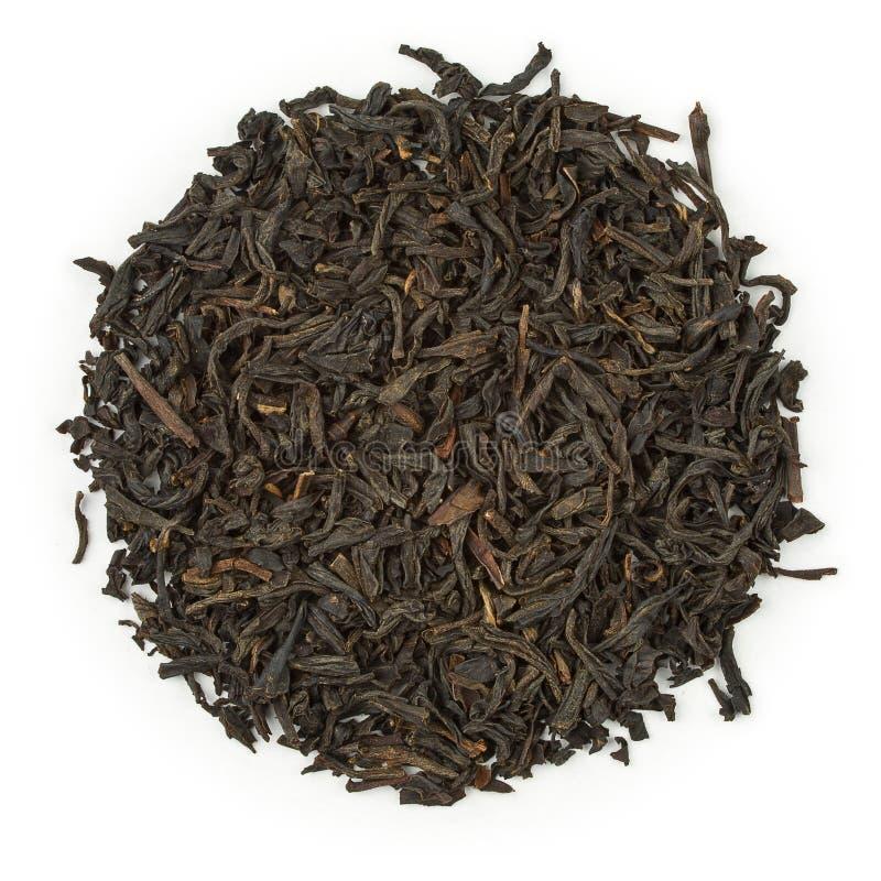 Черный чай Keemun стоковые изображения