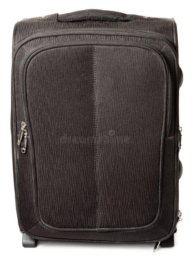 Черный чемодан стоковая фотография