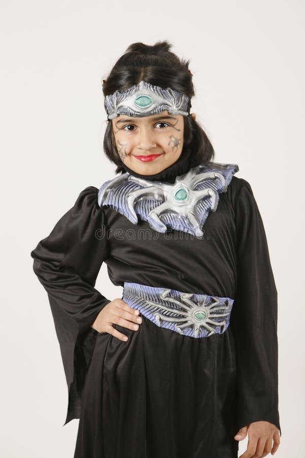 черный costume halloween стоковое фото rf