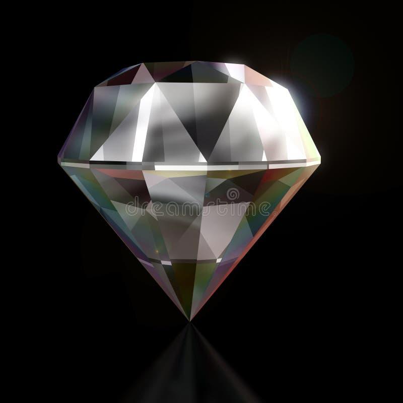 черный gemstone бесплатная иллюстрация