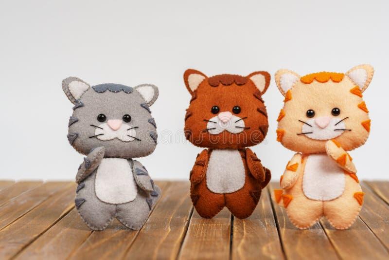 Чернь с различными игрушками в форме животных стоковое изображение