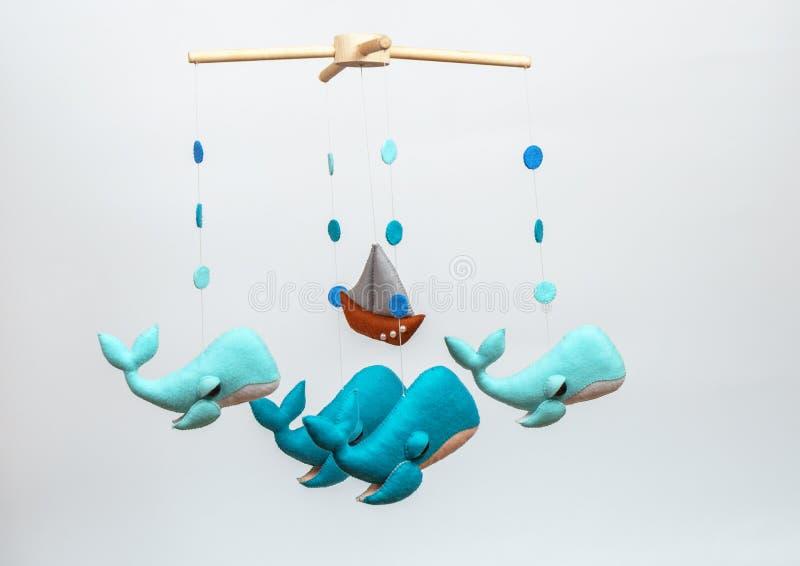 Чернь с различными игрушками в форме животных стоковые изображения rf