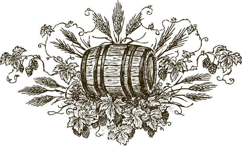 Пиво бесплатная иллюстрация