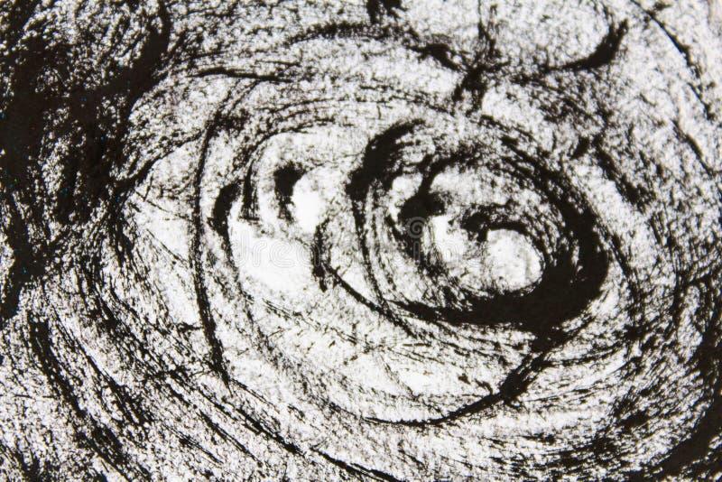 Чертеж Scribble стоковая фотография