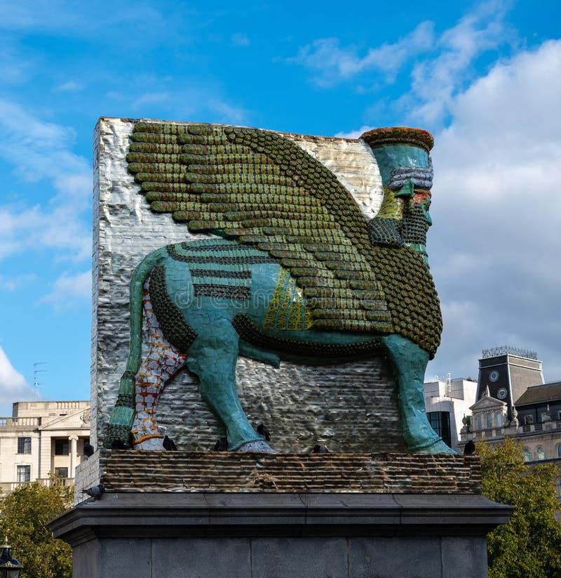 Четвертая скульптура плинтуса стоковые изображения