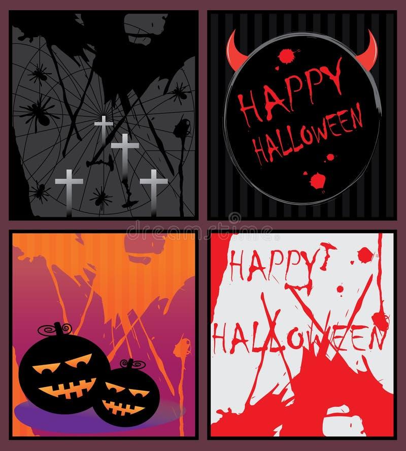 чешет halloween бесплатная иллюстрация