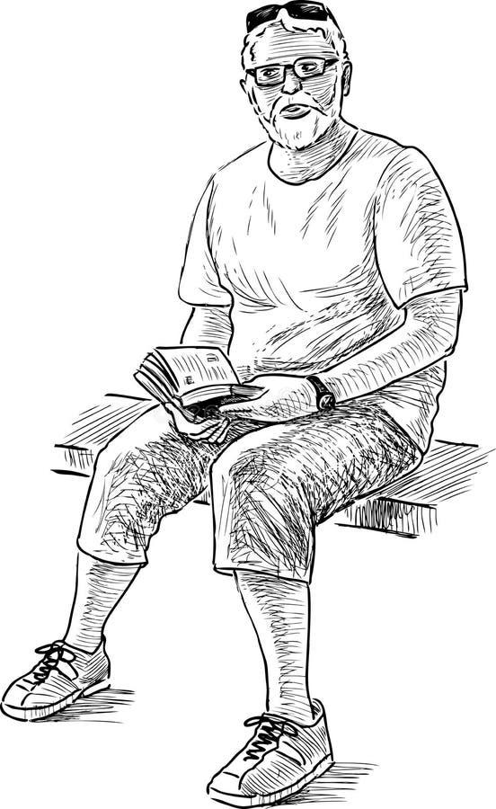 человек книги старый бесплатная иллюстрация