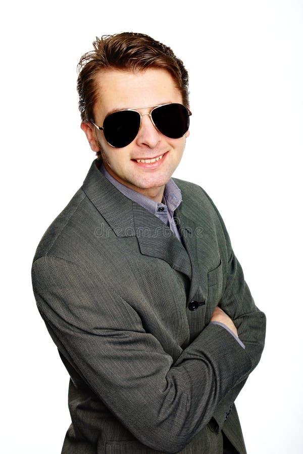 Download Человек портрета на голубой рубашке Стоковое Фото - изображение насчитывающей мужчина, бизнесмен: 40587000