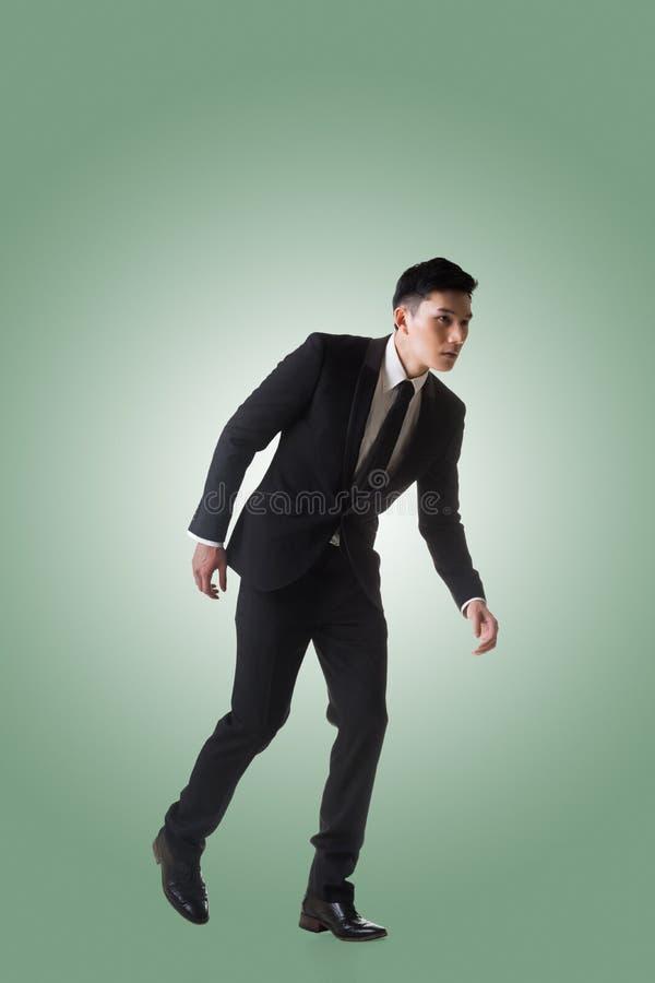 Человек представления марионетки стоковое фото