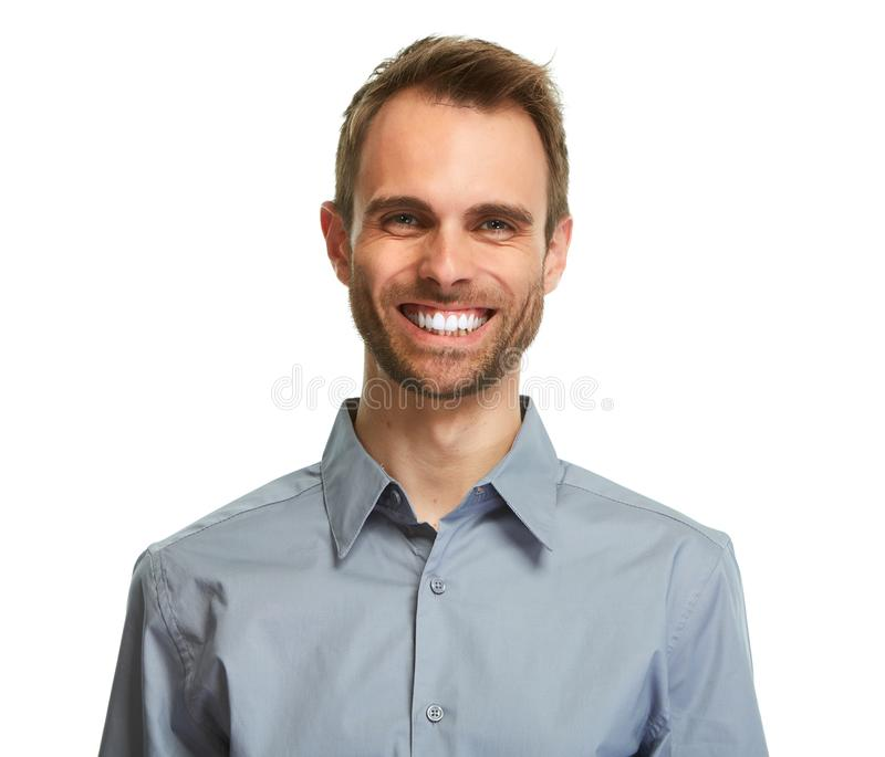 человек стороны счастливый стоковые фото