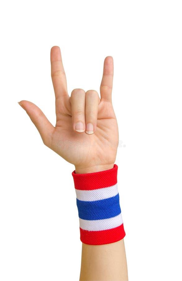 Человеческая рука стоковое изображение rf
