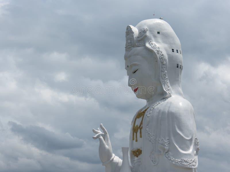 Чиангмай, Wat Huay Plakang стоковое изображение rf