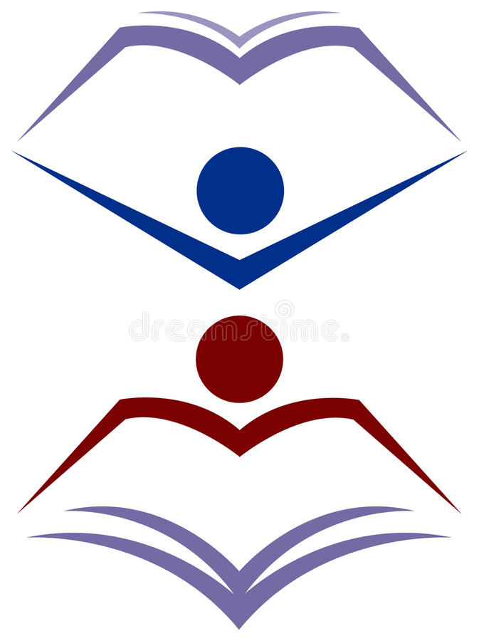 Читатель книги бесплатная иллюстрация