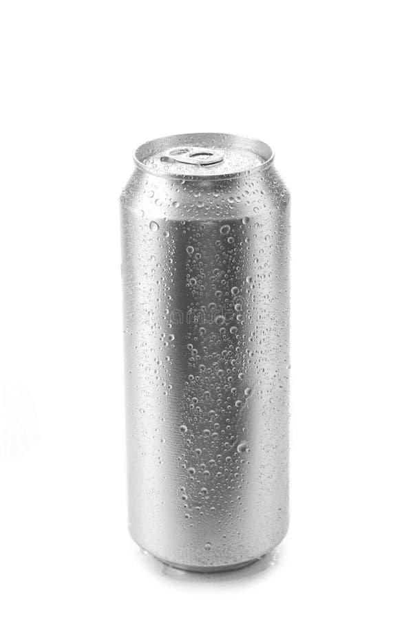чонсервная банка пива стоковое изображение