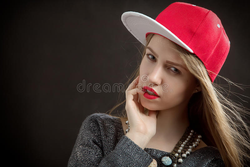 Чувственная женщина стоковые изображения rf