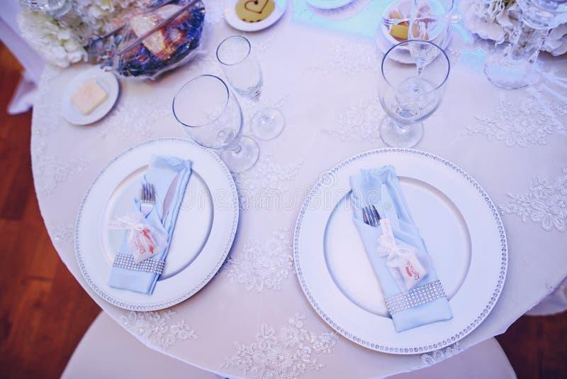 Чудесный день свадьбы стоковые изображения