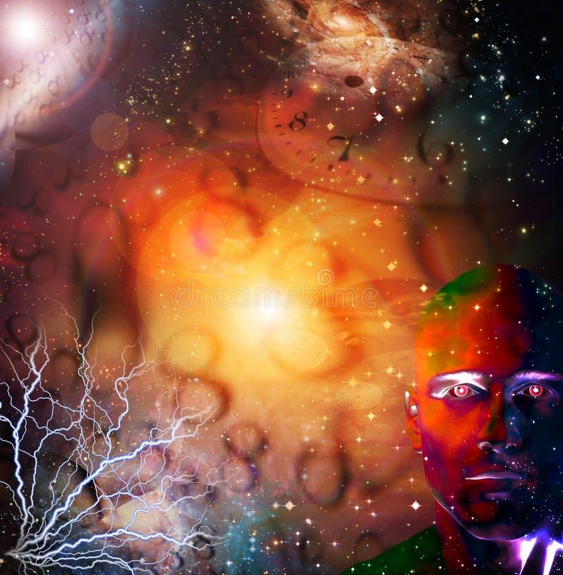 Чужеземец i бесплатная иллюстрация