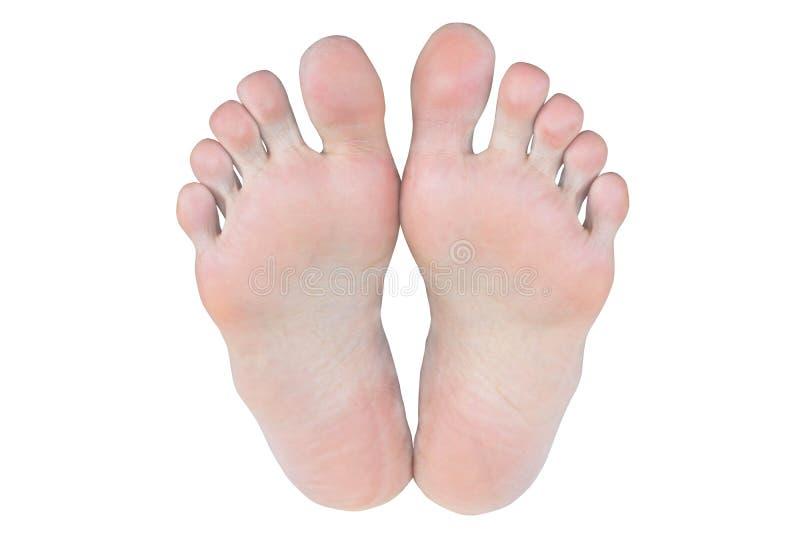 чуть-чуть ноги стоковое изображение