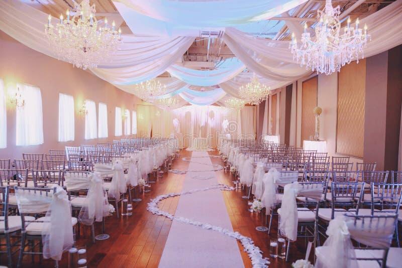 Чудесный день свадьбы стоковые фотографии rf